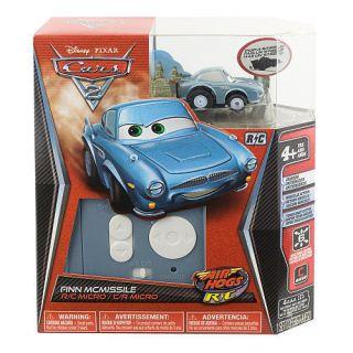 Cars 2 Air Hogs Radio Control RC Micro Vehicle ~ Finn McMissle Car