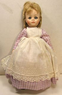 Madame Alexander Meg March Little Women Doll Louisa May Alcott
