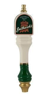 Smithwicks Irish Ale Tall Beer Tap Handle