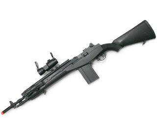 New UKARMS M1 Garand M14 Spring Airsoft Gun Sniper Rifle w BB