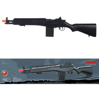 Double Eagle M1 Garland M14 Airsoft Electric Assault Rifle Semi Full