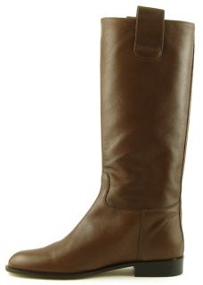 Alejandro Ingelmo Rita Brown Womens Riding Boots EUR 41