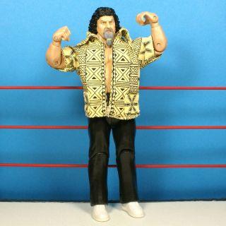 WWE Wrestling Captain Lou Albano Classic Superstars Figure WWF Jakks