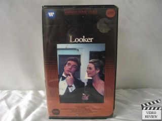 Looker VHS Albert Finney James Coburn Susan Dey