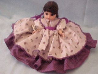 Madame Alexander Little Women Louisa May Alcott 8 Doll