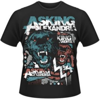 Asking Alexandria Tiger Official Shirt s M L XL T Shirt New