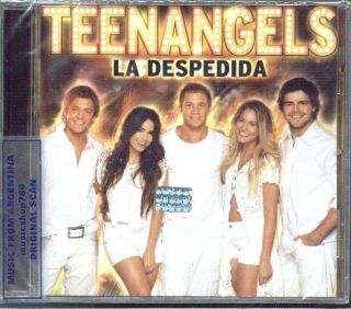 La Despedida SEALED CD New 2012 Casi Angeles Teen Angels