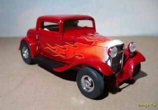 Boyd Coddington   1932 FORD Custom Deuce Coupe   Franklin Mint 124