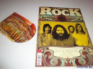 classic rock magazine cd august 2010 the doors