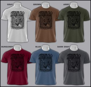 Jefferson Airplane 69 Alice White Rabbit T Shirt s XXL