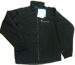 Columbia Alloway Soft Shell Jacket Mens Small $115