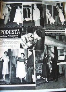 56 June Allyson Reggiani Rossana Podesta Gregory Peck