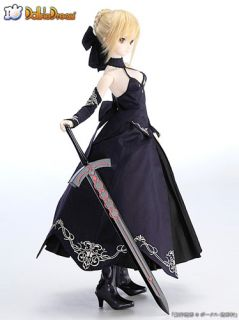 Volks Dollfie Dream DD Fate Saber Alter Ver 2nd Action Figure in Stock