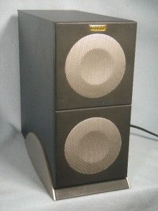 Altec Lansing 2100 Multimedia Speaker System Powered Subwoofer Only