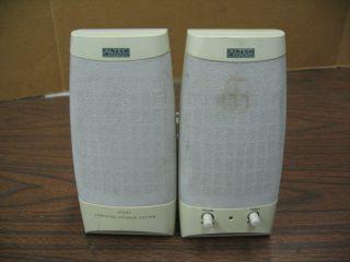 Altec Lansing ACS43 Powered Computer Speakers