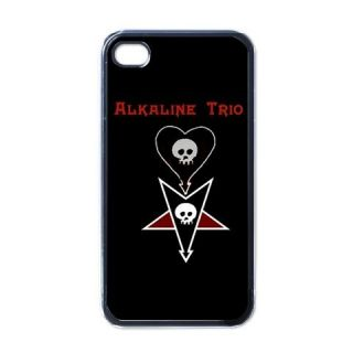 Alkaline Trio iPhone 4 Hard Case Cover