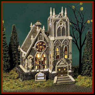 All Saints Church NEW Department Dept. 56 Dickens Village D56 DV