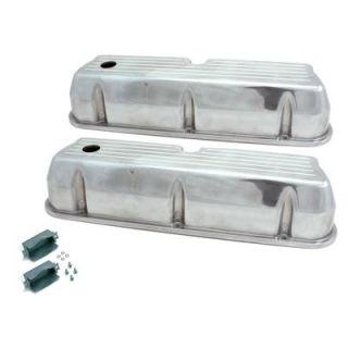 Spectre Performance Aluminum Valve Covers 5019 Ford Small Block V8
