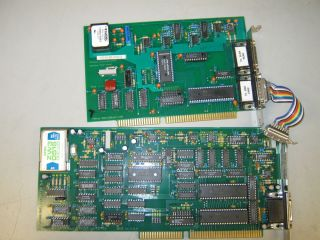BeamScan Model 0180 Plug in PC Controller Card ISA Bus and Power Meter