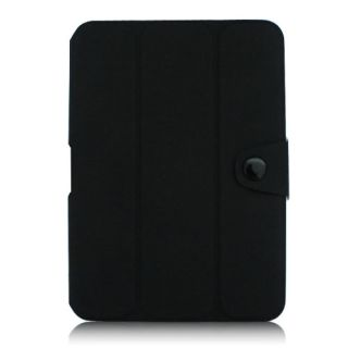 New Classic PU Leather Tri Fold Case Cover for Kindle Fire HD 7 with