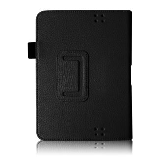 New Kindle Fire HD 7 Tablet Slim Fit PU Leather Case Cover with Stand