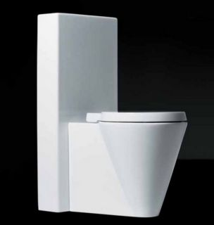 althea hera toilet with wc seat and kit totem