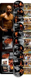 Insanity T60 Day Workout 13 DVD & Guides insanity Deluxe Set