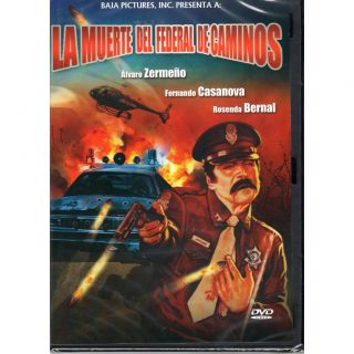 Del Federal de Caminos DVD New Alvaro Zermeno Rosenda Bernal