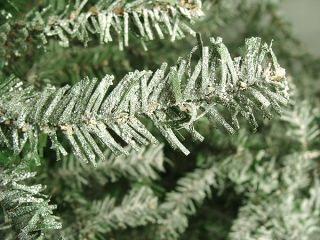 foot artificial christmas tree from the frosted alpine collection