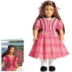 New Historical Character Marie Grace Mini Doll by American Girl