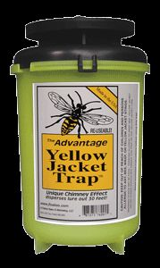 Yellow Jacket Wasp Trap Reusable Bee Wasp Yellow Jacket Catcher