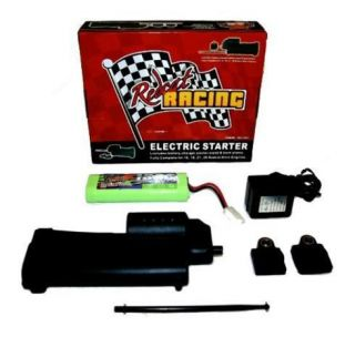 70111E KIT Electric Starter Kit For Redcat RC Racing Vehicles