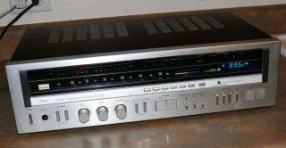 Vintage Sansui 5900Z AM FM Digital Synthesizer DC Stereo Receiver