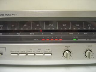 Realistic STA 460 AM/FM STEREO RECEIVER   Works!!