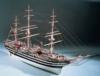 Mantua Panart Amerigo Vespucci Wood SHIP Kit MA741