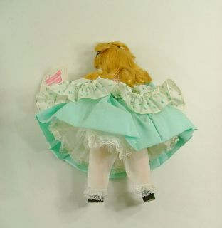 Madame Alexander Amy 1320 Doll + Clothes & Box N/R NICE
