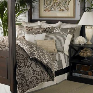 Tommy Hilfiger House on The Hill 3pc Full Queen Comforter Set NIP