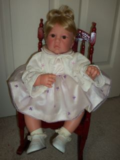 Precious Amy Lee Middletons Babys First Prayer Artist Doll BL BL