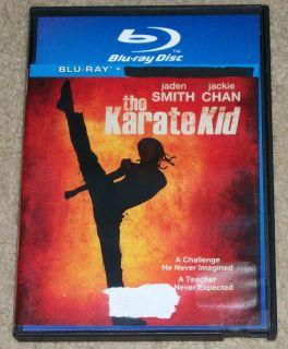 The Karate Kid Blu Ray Disc 2010 Jaden Smith Jackie Chan 043396364448