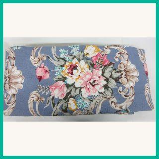 Amity Home Antoinette Quilt Cornflower Blue King Rtl $475 Jmto