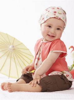3Pcs Kid Child Girl Infant Baby Top+ Pants+Headband Costume