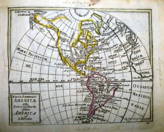 1768 Anders Åkerman Fredrik Akrel World Atlas 30 Maps Pre Cook