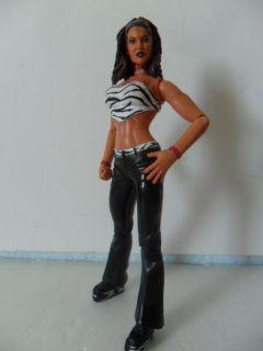 Jakks Pacific WWE WWF Wrestling Divas Lita (Amy Dumas) Action Figure