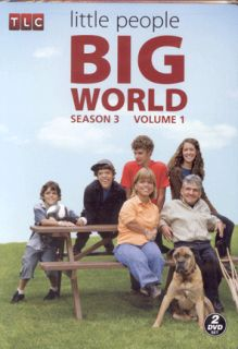 People Big World Third Season 3 DVD New Box Set 018713547163