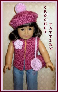 KNITTING PATTERN 18 INCH DOLL | Free Knitting Projects
