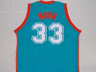 Semi Pro Movie Flint Tropics Jackie Moon Jersey Green New 2XL