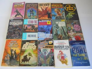 Science Fiction Fantasy Paperback Books ~ Andre Norton ~ Frank Herbert