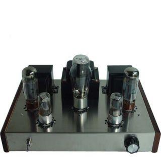 HiFi Audio Tube Amplifier SE EL34B Amp DIY Kit Stereo