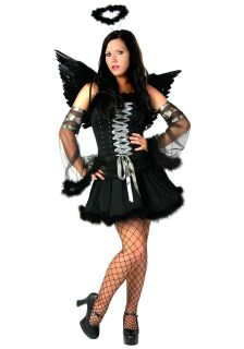 dark angel costume zoom