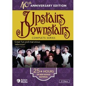 Upstairs Downstairs Complete Series New 21 DVD Set